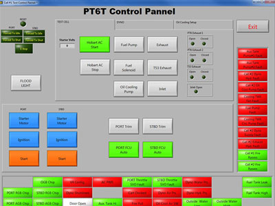 control interface