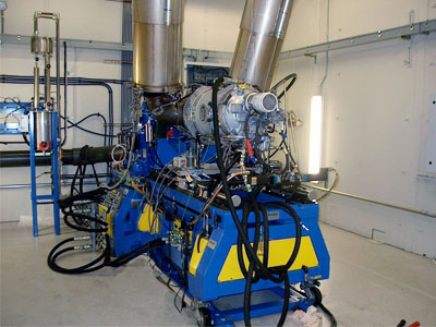 turboprop test cells